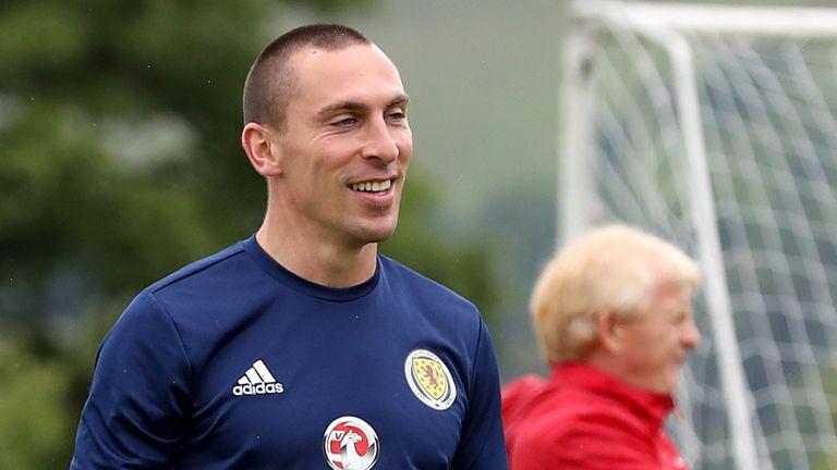 Brown made 55 caps for Scotland
