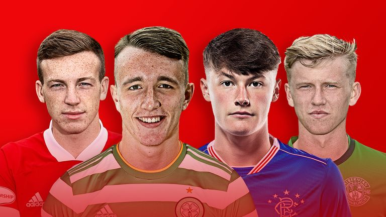 SFWA Young Player of the Year nominees