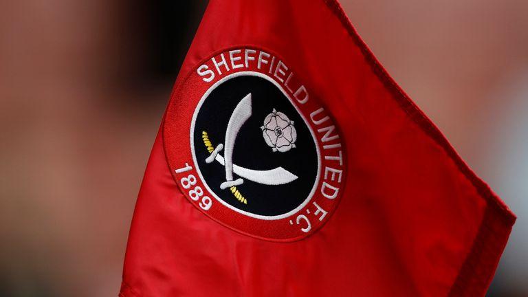 Sheffield United flag / badge (AP)