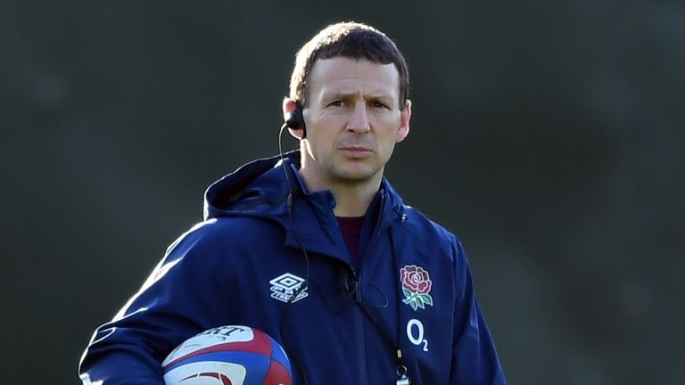 Jones thanked attack coach Simon Amor for his contributions to the England team.