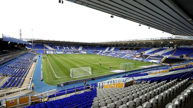 Birmingham's home ground St Andrews