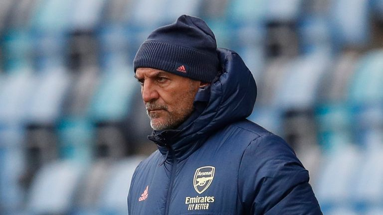 Steve Bould's Arsenal under-23 side finished 10th in Premier League 2 this season