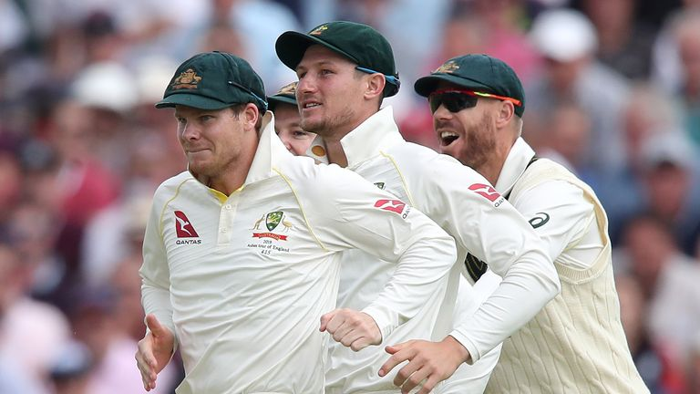 Australia: Pat Cummins, Josh Hazlewood, Mitch Starc and Nathan Lyon deny knowledge of sandpaper plan |  Cricket News