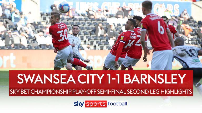 Swansea v Barnsley