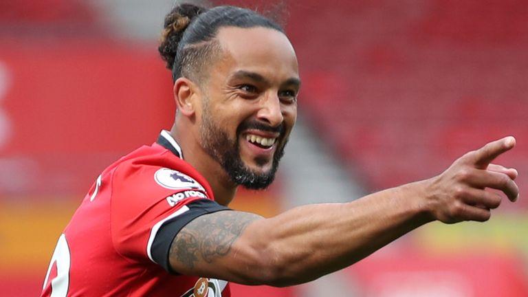 Theo Walcott is a Southampton academy graduate