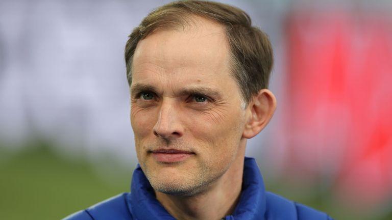 Chelsea head coach Thomas Tuchel (PA)