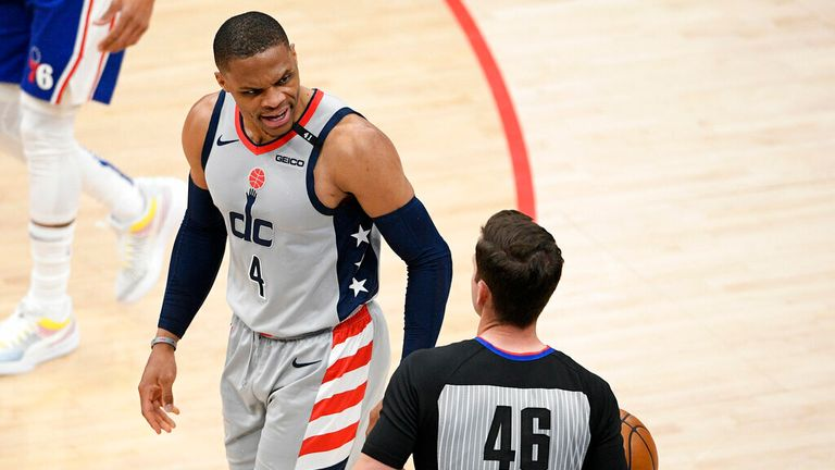 Russell Westbrook to deliver to Los Angeles Lakers alongside LeBron James and Anthony Davis to cement his legacy |  NBA News