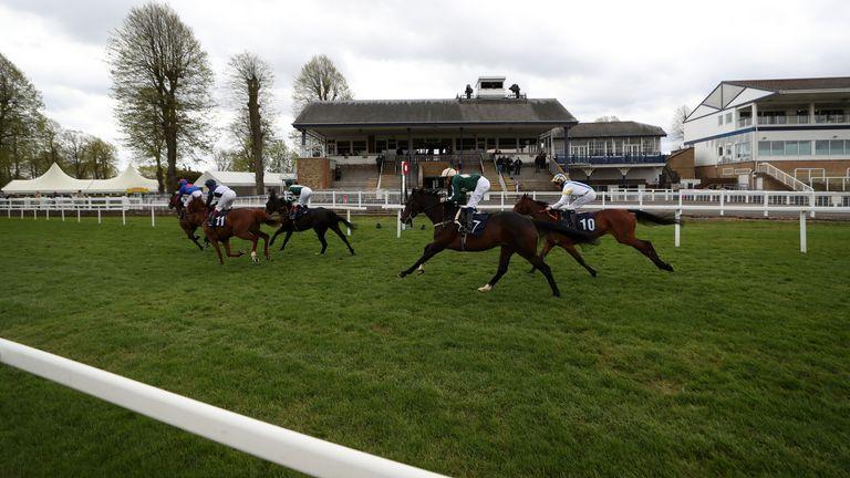 Windsor racecourse general view