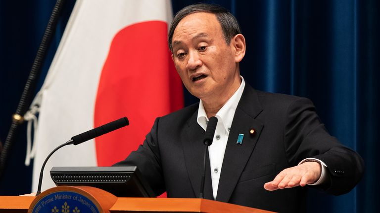 Tokyo 2020: Japan PM says he's 'never put Olympics first' amid opinion poll