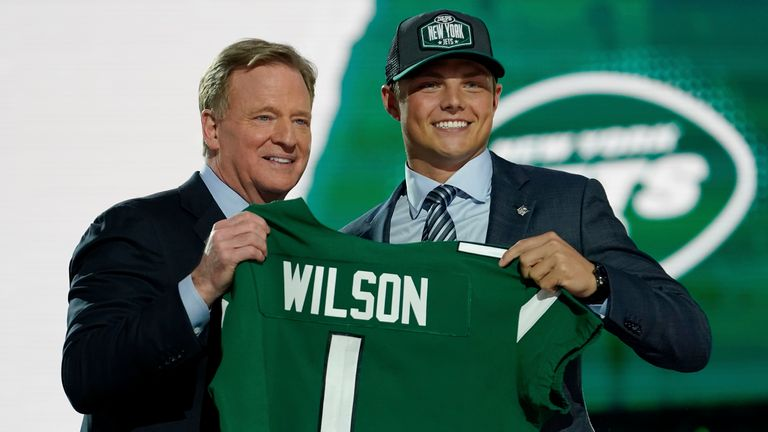 NFL Draft 2021: Five things we learned from the dramatic selection weekend |  NFL News