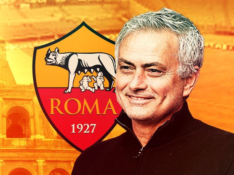 Jose Mourinho appointed Roma head coach for next season | Football News |  Sky Sports