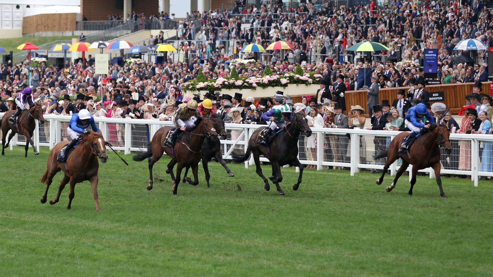 Trainer Charlie Appleby holds strong hand in Lennox Stakes at Goodwood