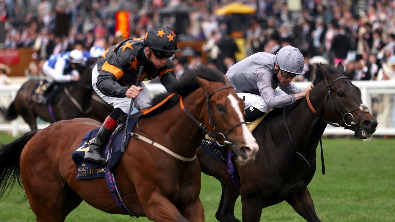 Rohaan building to concert pitch for Ascot on Champions Day