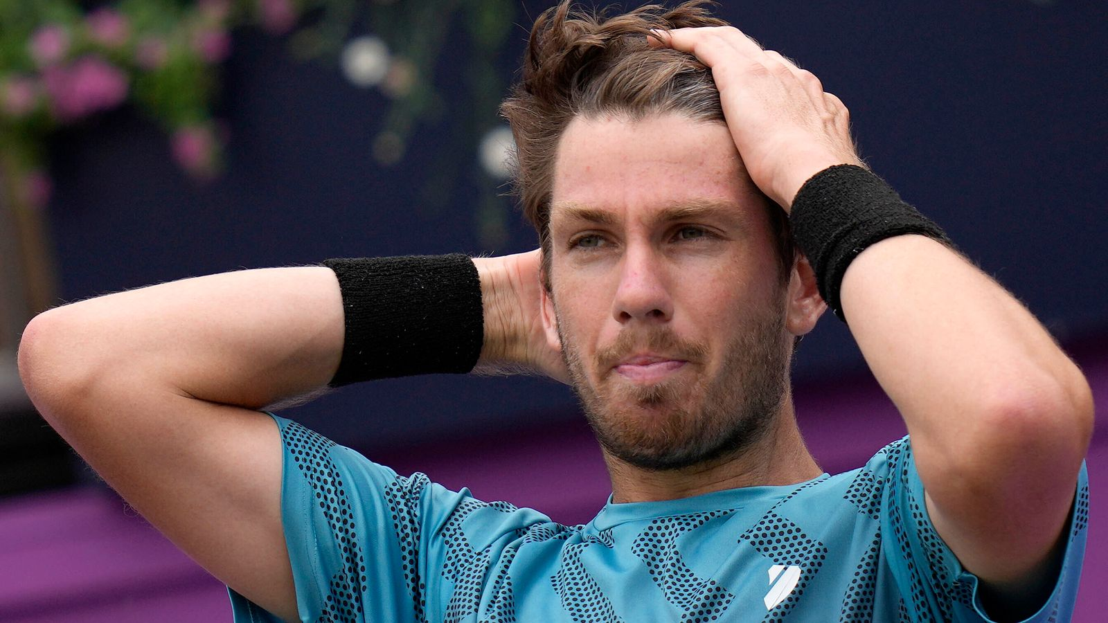2021 Championship: Cameron Norie loses Queen's Club title after losing to Matteo Berrettini in final    Tennis news