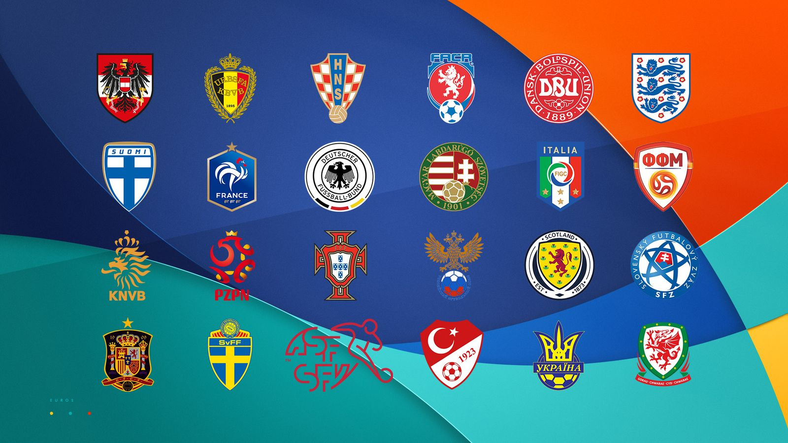 Euro 2020: Who has qualified for the last 16?