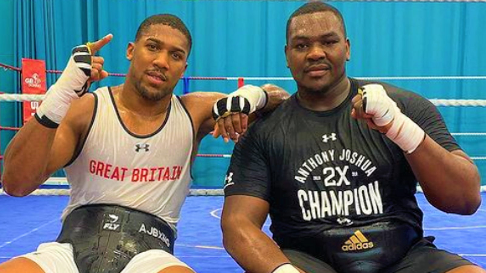 Anthony Joshua's heavyweight protege Hosea Stewart to launch pro career with Wasserman boxing