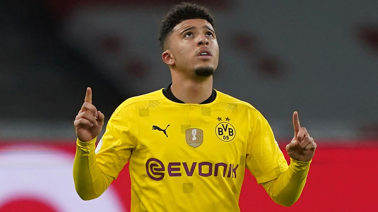 Jadon Sancho: Man Utd and Borussia Dortmund £11m apart in valuation for England forward