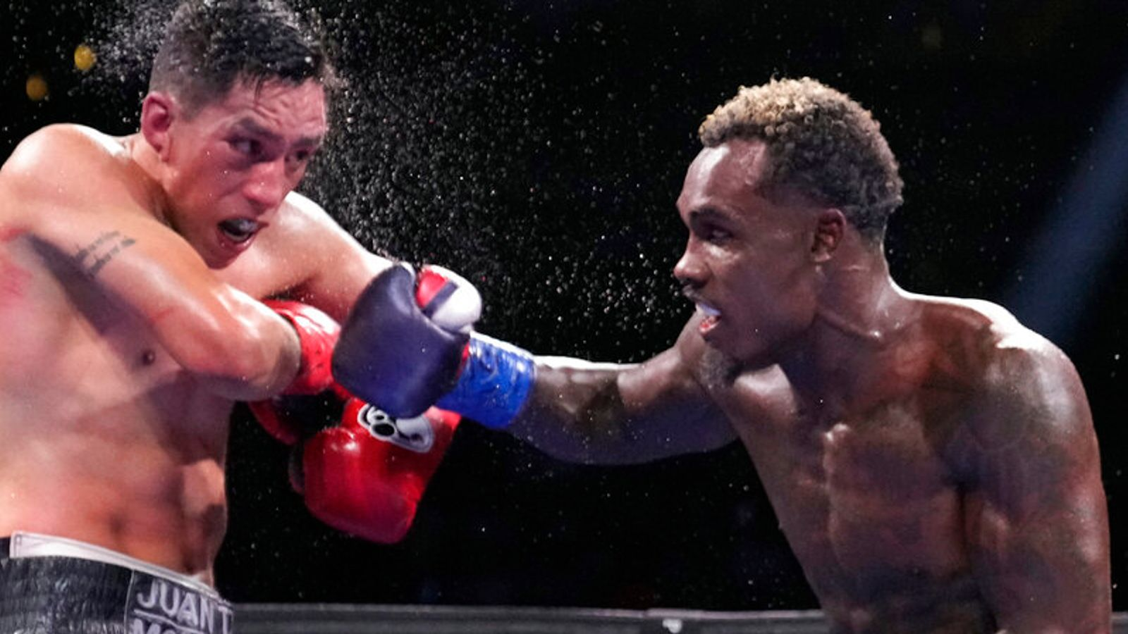 Jermall Charlo retained his WBC middleweight title against Juan Macias Montiel then called out Gennadiy Golovkin