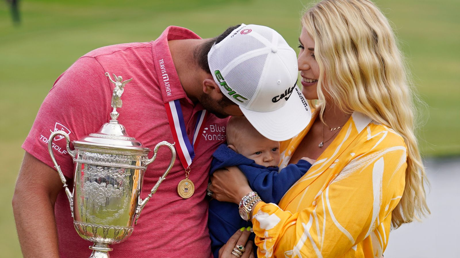 US Open: Jack Nicklaus and Gary Player among the players to pay tribute to Jon Rahm after major win