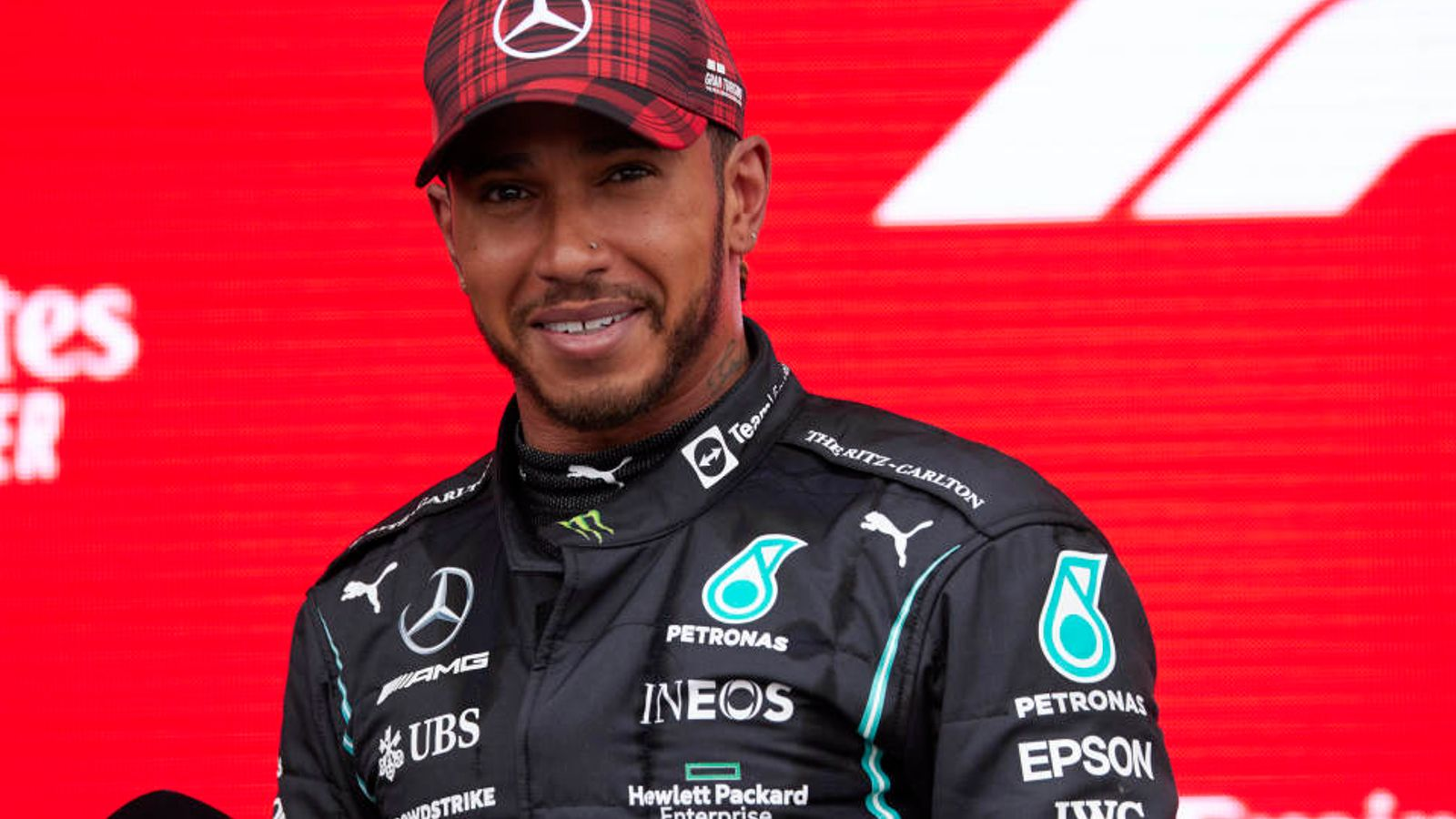 Lewis Hamilton pleased with French GP front row but knows Max Verstappen won't be easy to beat