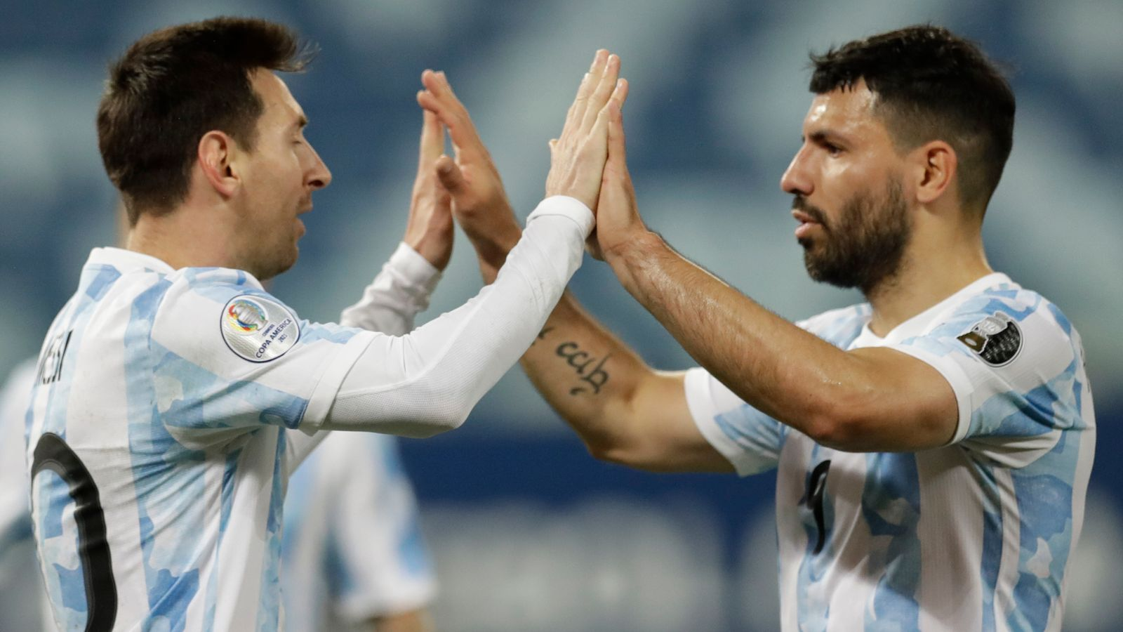 Copa America: Lionel Messi becomes Argentina's most capped player in win against Bolivia   Football News   Sky Sports