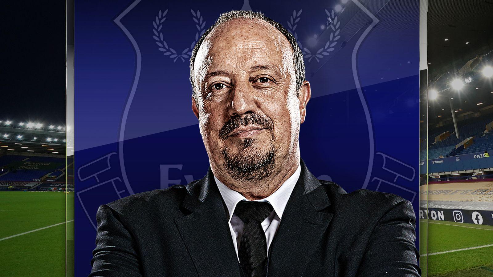 Everton reporter notebook: Rafa Benitez should expect short honeymoon period