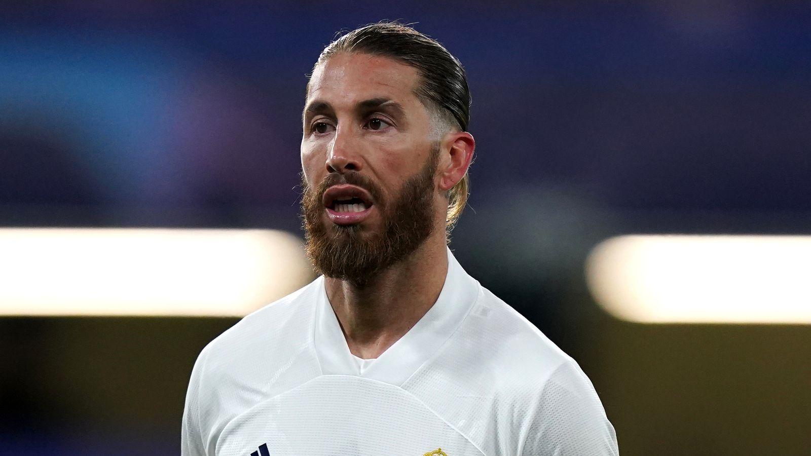 Sergio Ramos Real Madrid Defender Will Leave The Bernabeu This Summer Football News Insider Voice