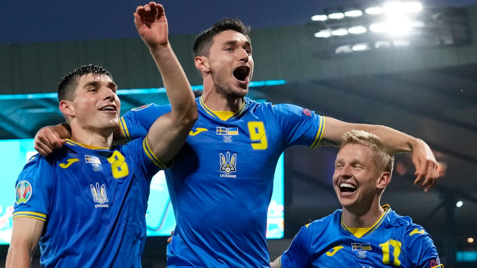 Ukraine scouting report: England set to come up against tired but tactically smart opponents in Euro 2020 quarter-final