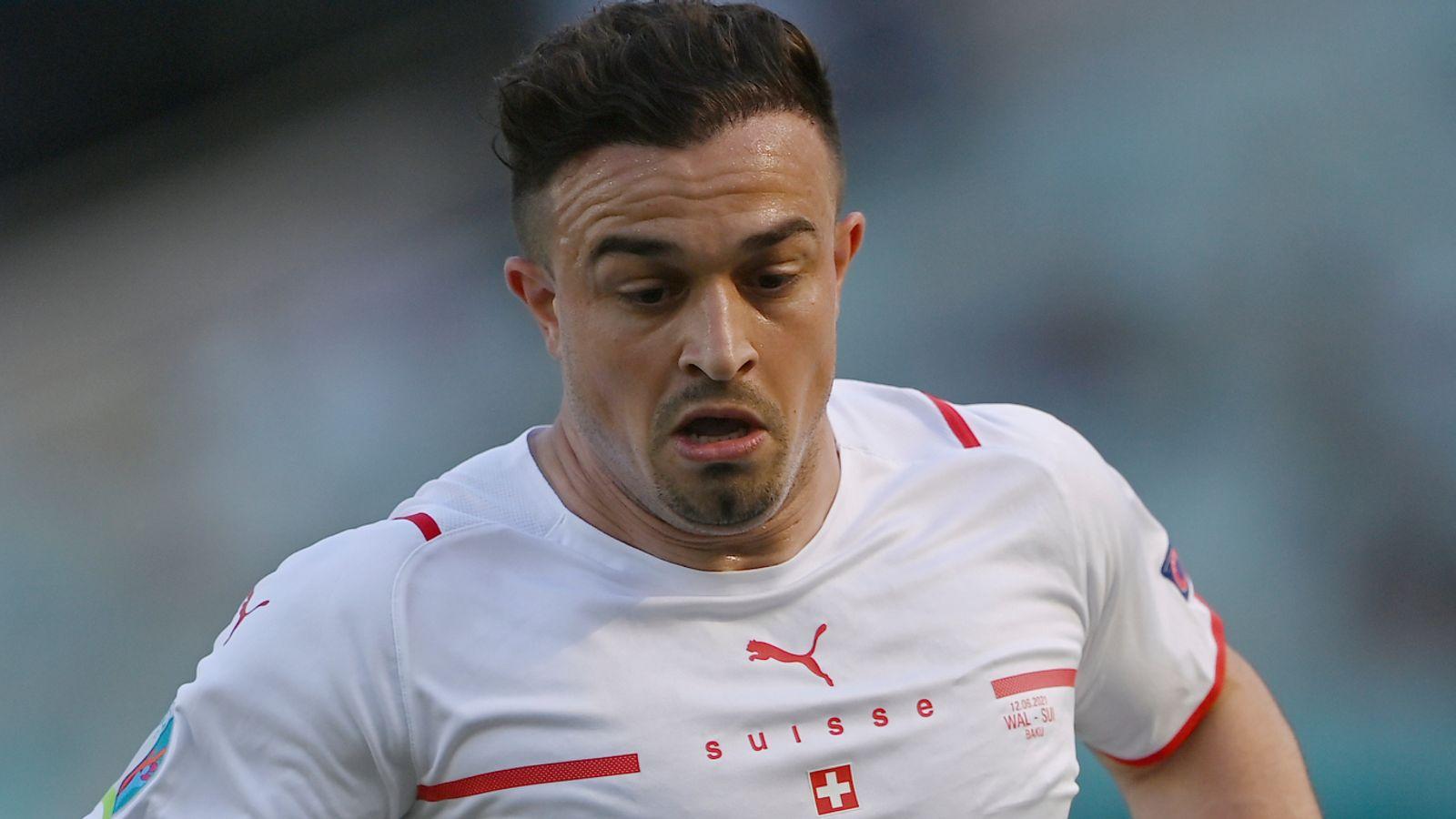 Liverpool transfer news: Reds put £12.75m price tag on Xherdan Shaqiri