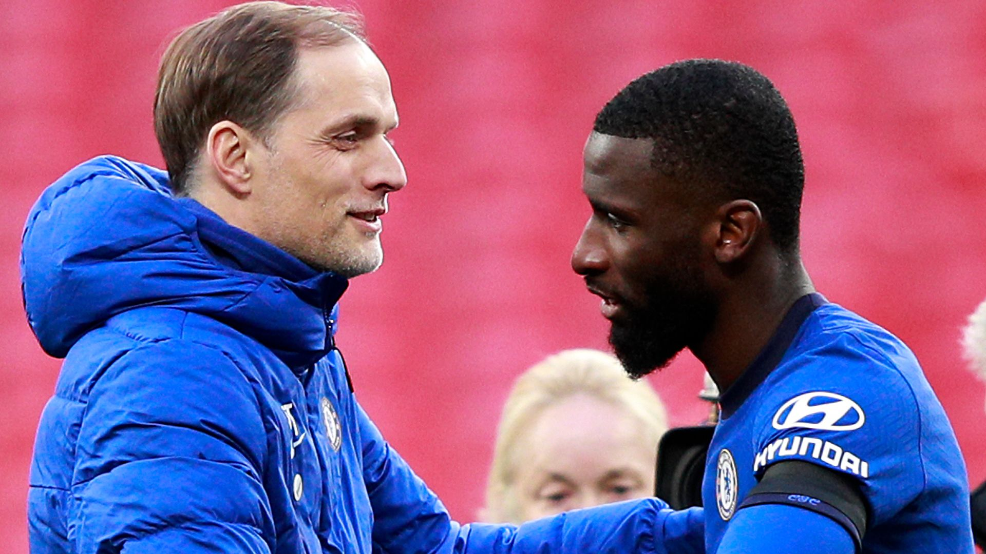 Rudiger committed to Chelsea despite lack of contract talks