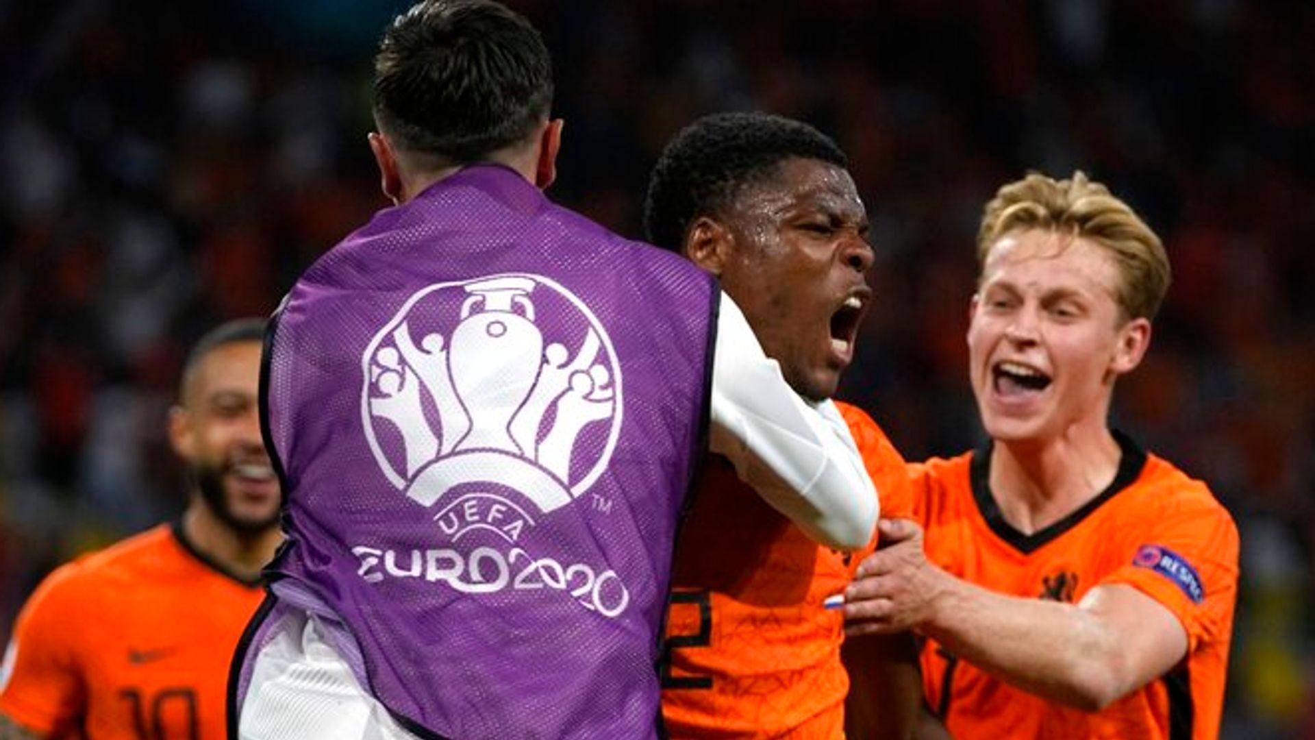 Netherlands 3 – 2 Ukraine