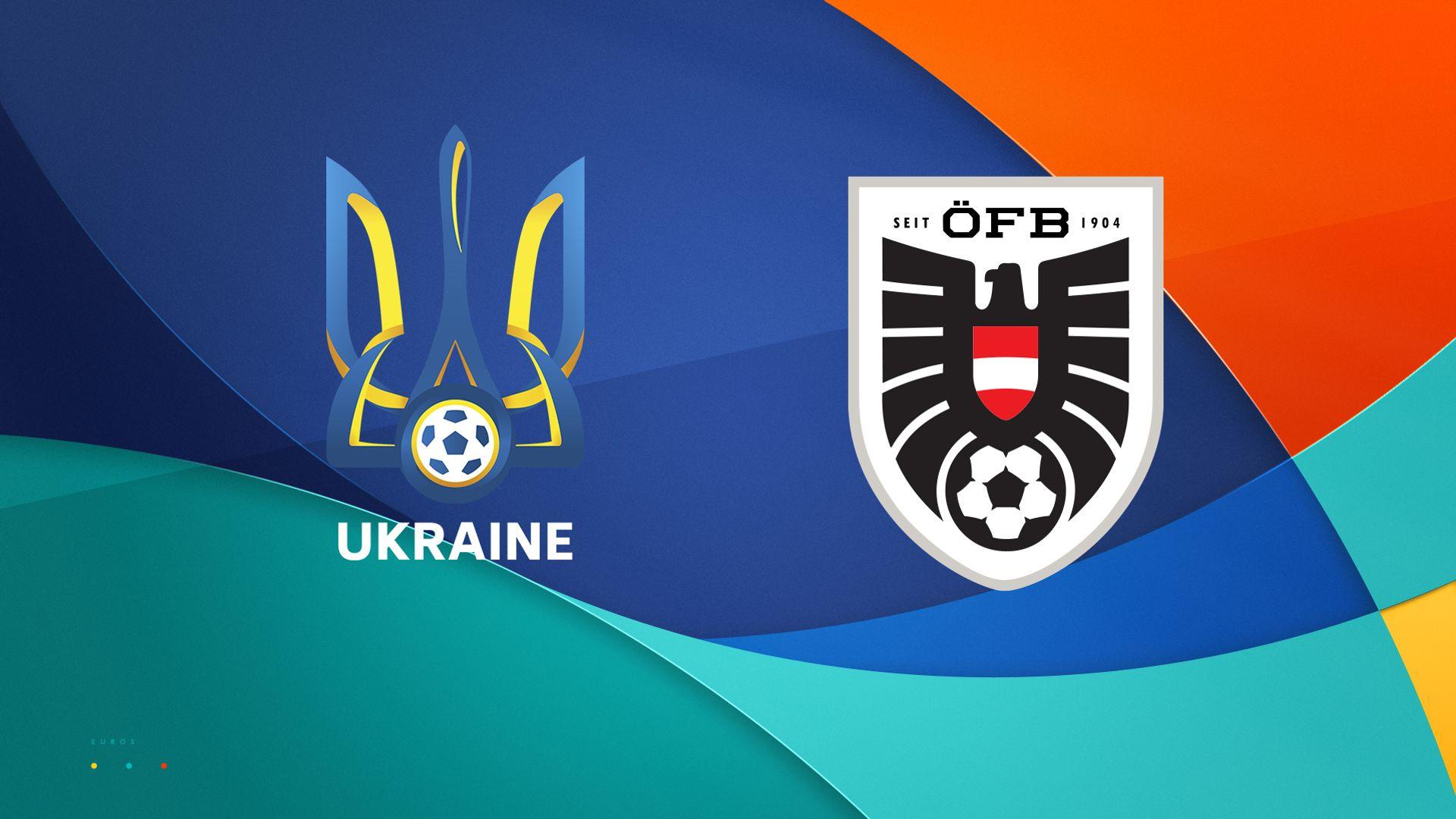 Stats companion: Ukraine vs Austria