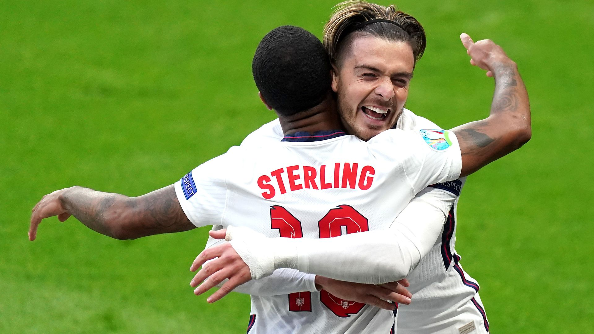 Sterling: Grealish can help me score more goals