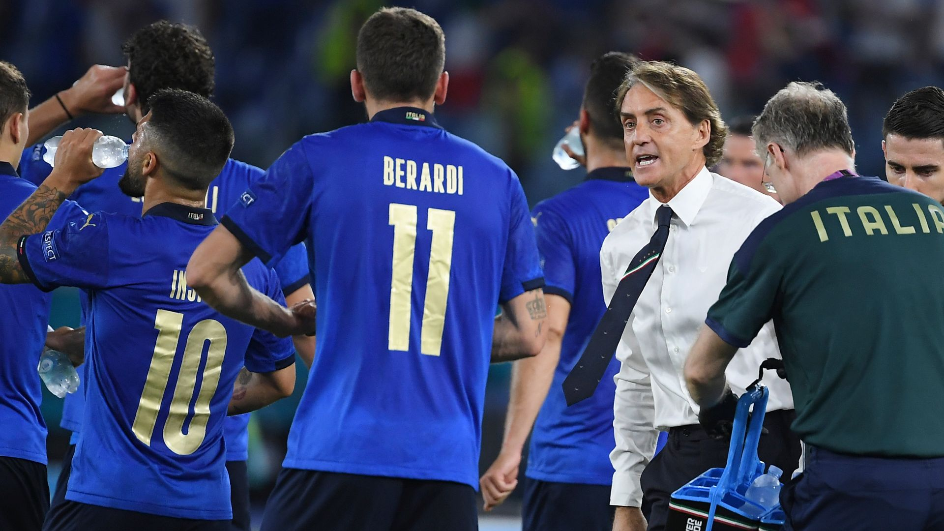 Mancini: We have what it takes to win Euro 2020 - sky sports