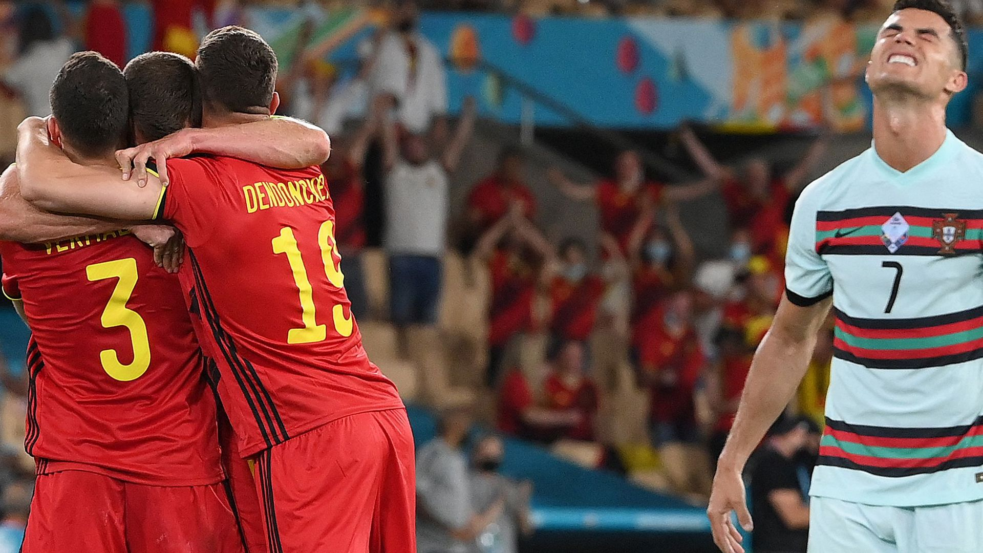 Hits and misses: Belgium, Ronaldo... soul-searching for Dutch
