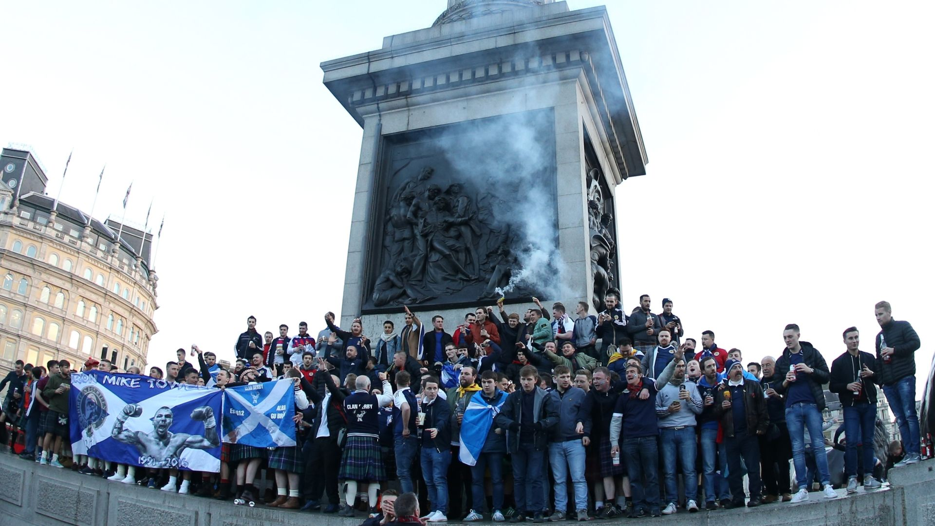 Scotland fans without tickets for England game urged not to travel