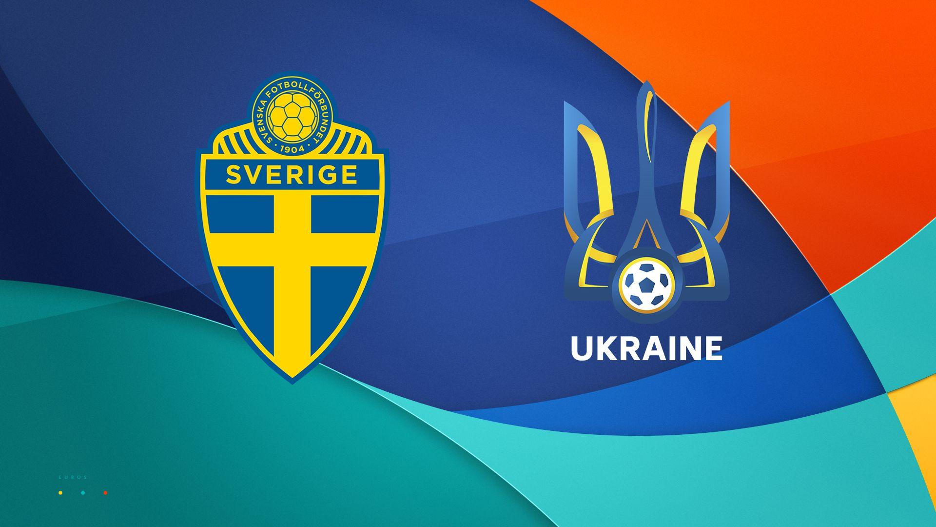 Stats companion: Sweden vs Ukraine