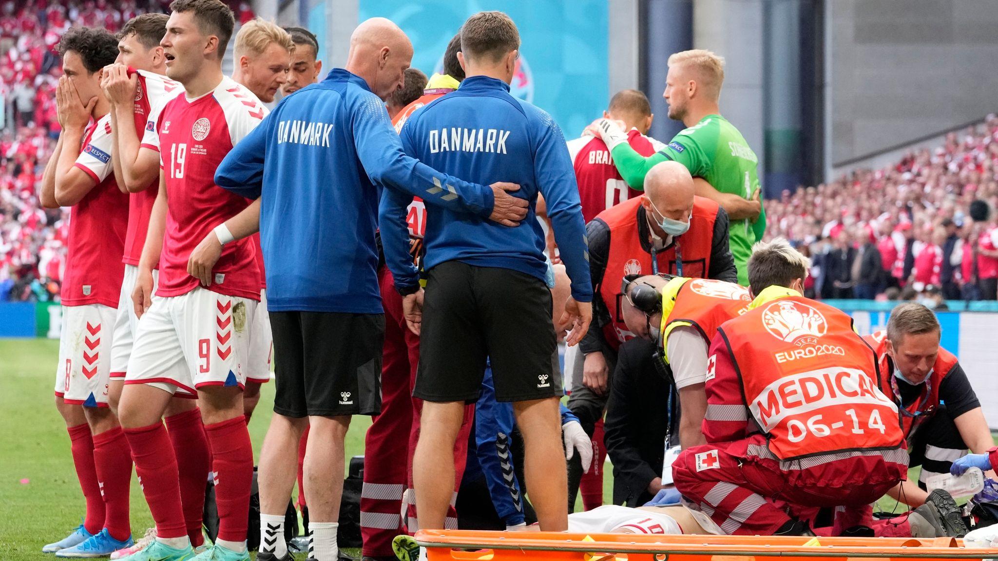Christian Eriksen: Swift medical response crucial but more ...