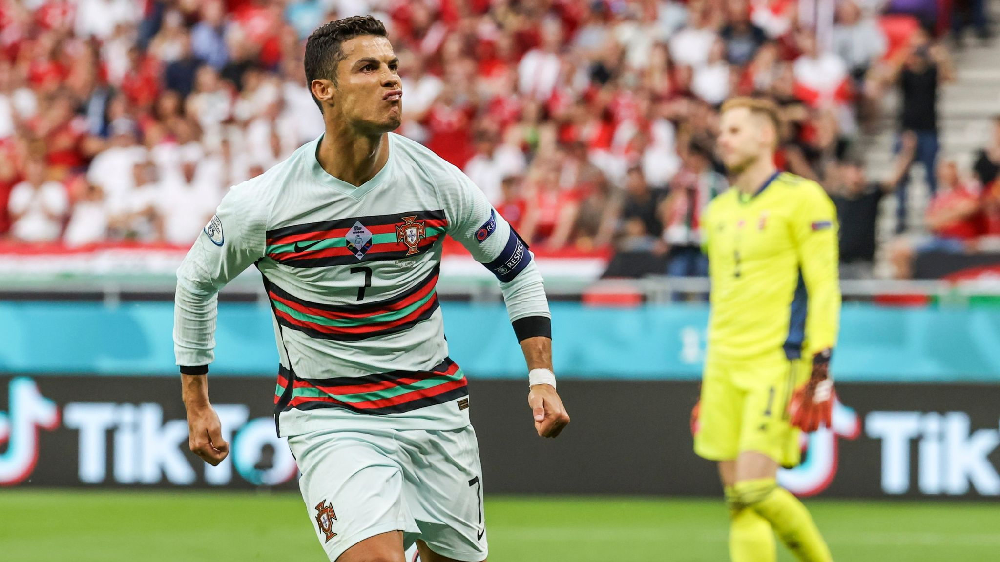 Hungary 0 - 3 Portugal - Match Report & Highlights