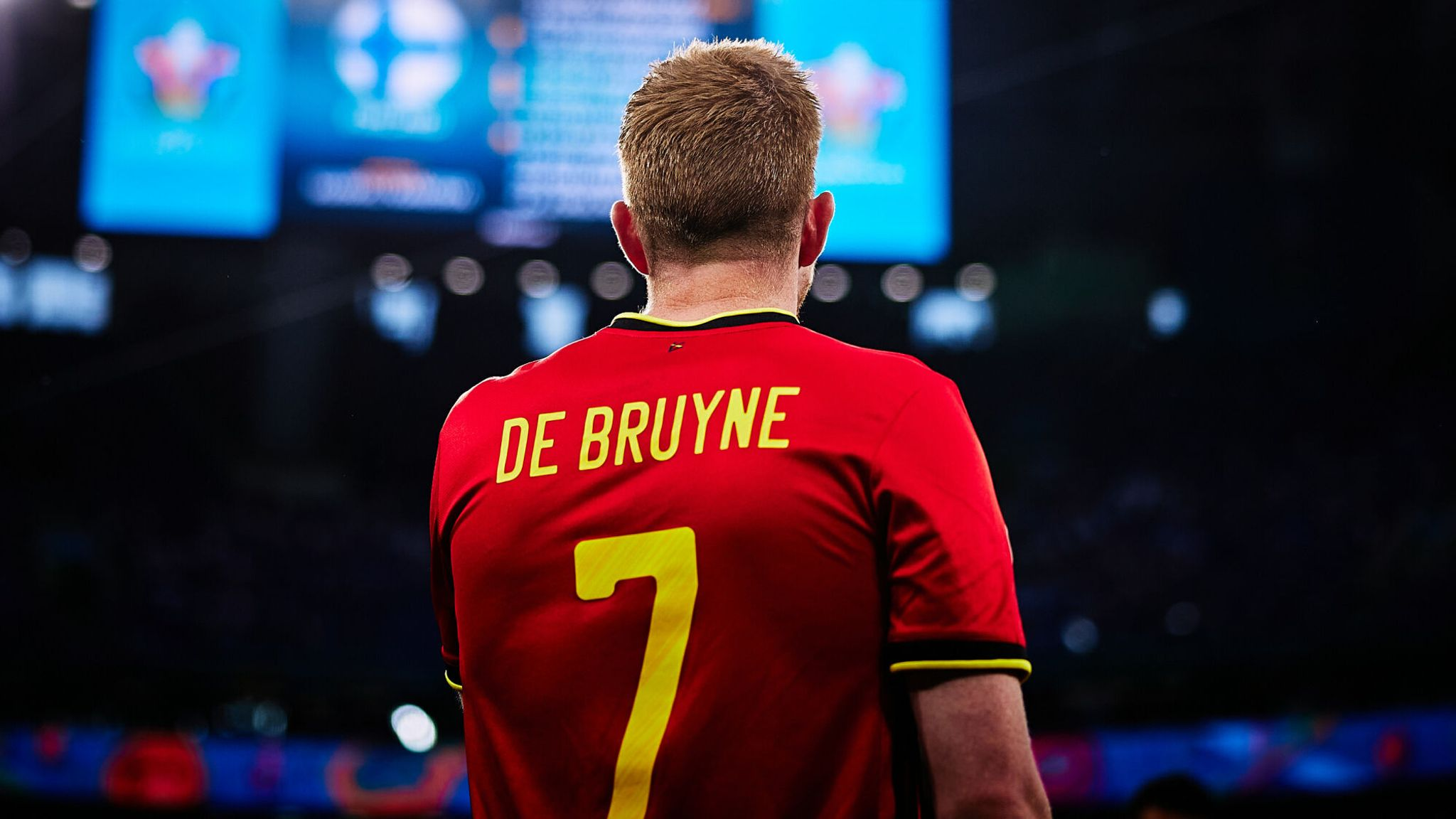 Kevin De Bruyne is a master at scanning: Geir Jordet on the science behind  the importance of vision and perception in football | Football News | Sky  Sports