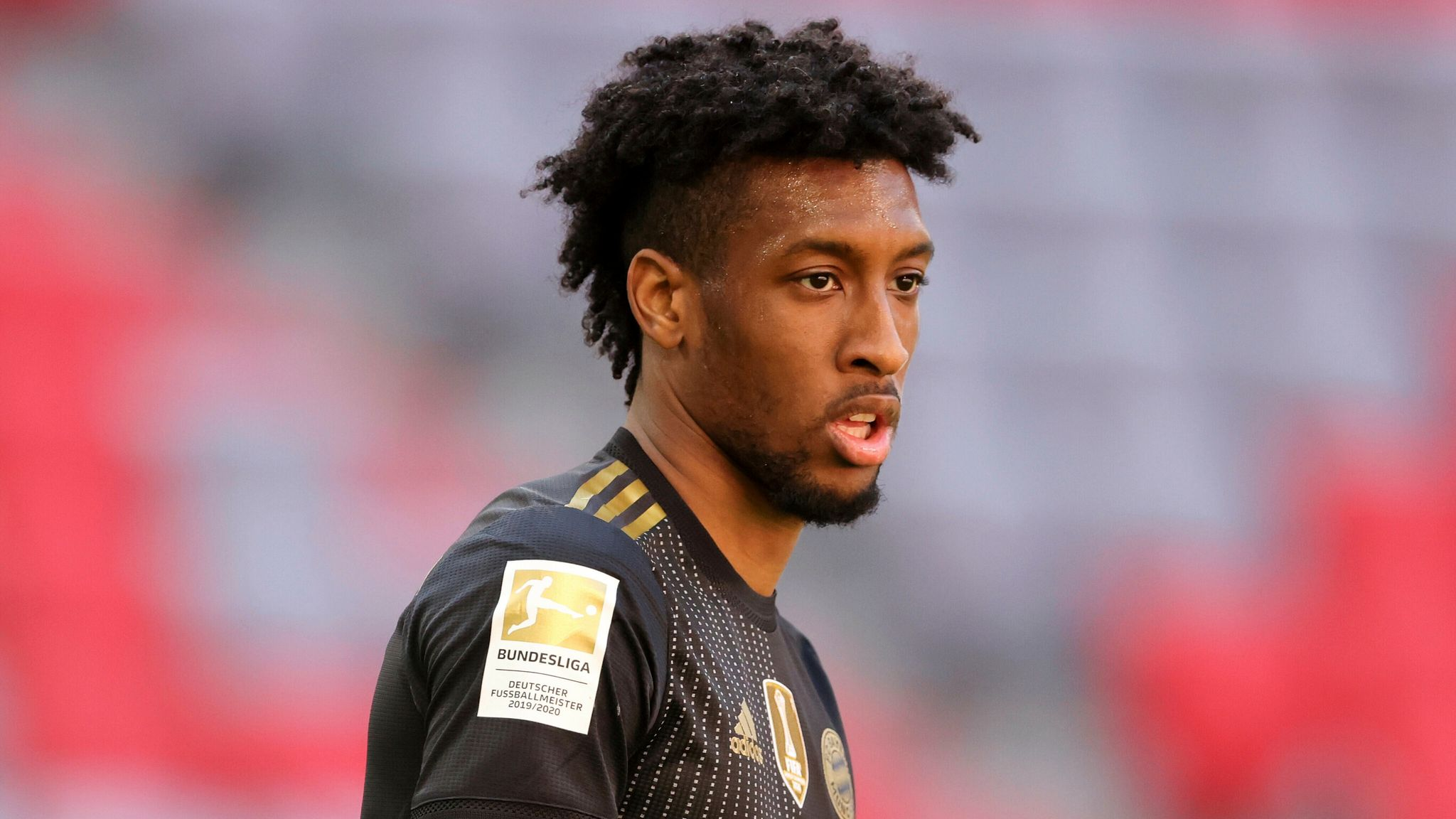 Kingsley Coman: Bayern Munich winger eyes Premier League move after  rejecting new contract offer | Football News | Sky Sports