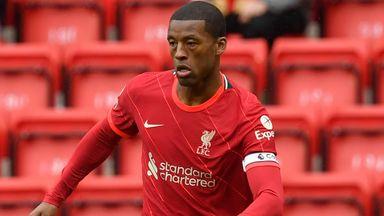 Georginio Wijnaldum has left Liverpool on a free transfer to join PSG