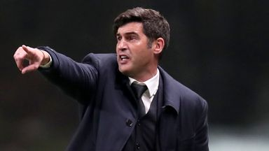 Fonseca in contention for Newcastle job if Bruce is sacked
