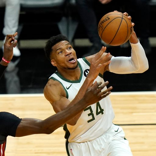 More time for Giannis equals more success for Bucks