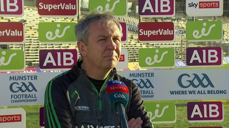 Peter Keane is thrilled to have picked up a championship win