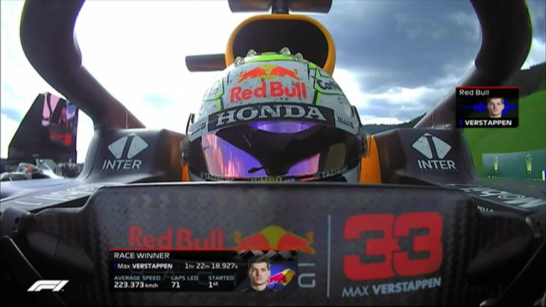 Max Verstappen extends his lead over Lewis Hamilton at the top of the drivers' championship with a comfortable victory in the Styrian Grand Prix.
