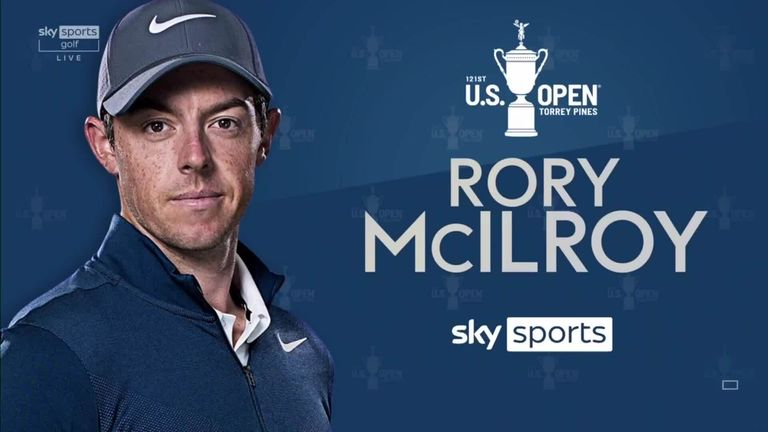 Nick Dougherty and Andrew Coltart look back at the best of the action from Rory McIlroy's third-round 67 at the US Open