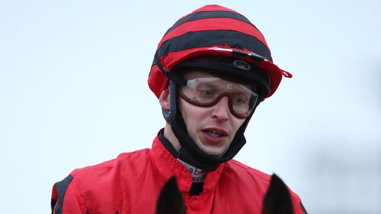 Jockey Alistair Rawlinson