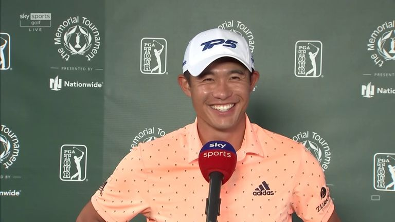 Morikawa reflects on an encouraging opening-round 66 at The Memorial and explains the changes made to the course since last year's contest at Muirfield Village