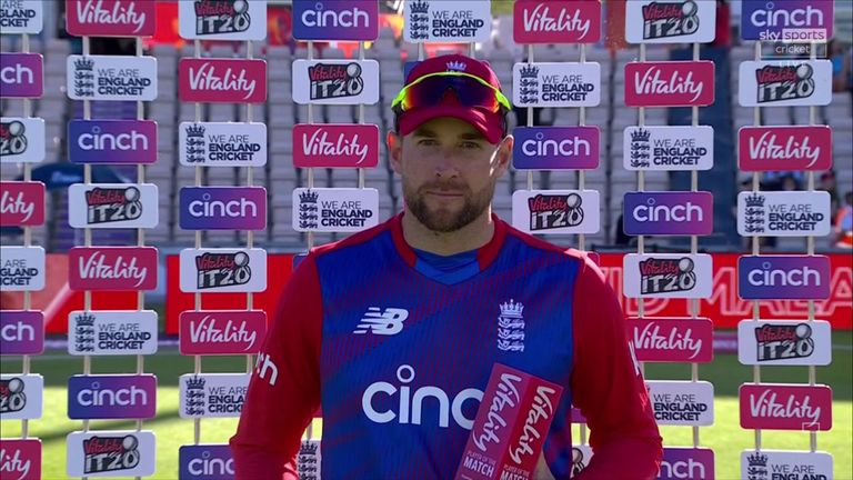 England batsman Dawid Malan discusses receiving criticism and whether he still has Test ambitions after being named Player of the Match in the final T20 international against Sri Lanka